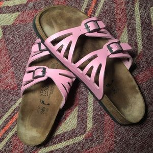 8002e1ac249 Birckenstock Sandal Size 36 Pale Pink. M 5b24179bc89e1df3f17fc80b. Other  Shoes you may like. Birki s by Birkenstock